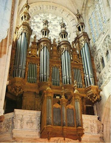 Caudebec orgue