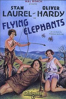 L h flying elelphants 1928