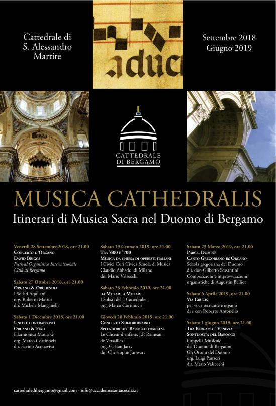 Musica cathedralis locandina web