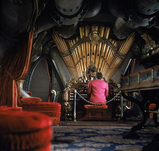 Nautilus orgue nemo
